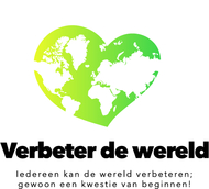 organisatie logo Stichting Verbeter de Wereld