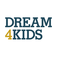 organisatie logo Dream4Kids